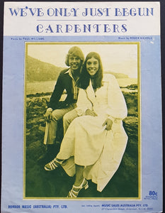 Carpenters - We've Only Just Begun