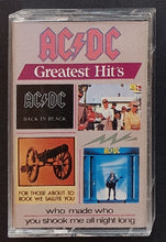 Load image into Gallery viewer, AC/DC - Greatest Hits
