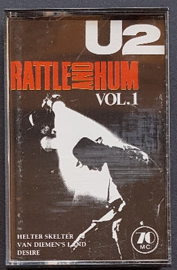 U2 - Rattle And Hum Vol.1