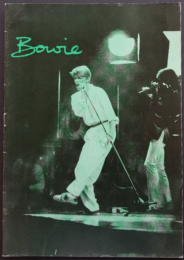 David Bowie - Bowie Photomag
