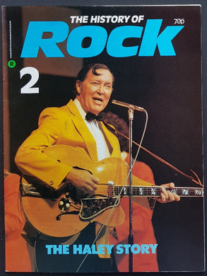 Bill Haley & His Comets - The History of Rock