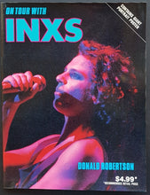 Load image into Gallery viewer, Inxs - On Tour With