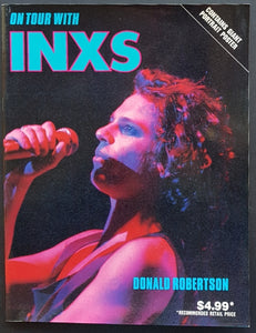 Inxs - On Tour With