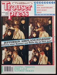 Jefferson Airplane - Trouser Press
