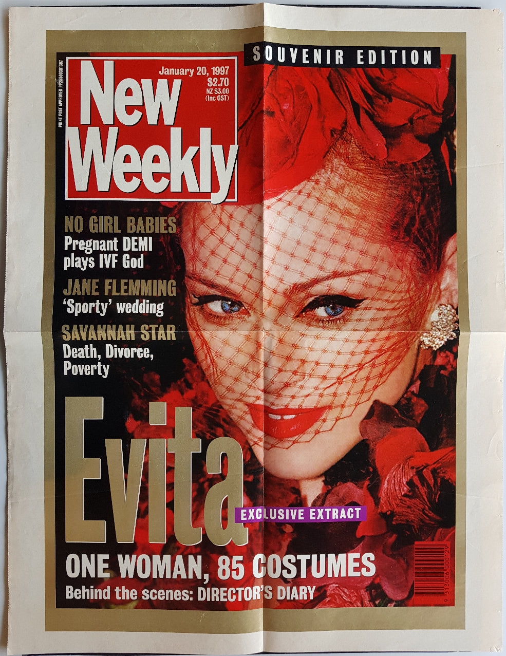 Madonna - New Weekly