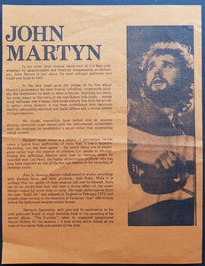 John Martyn - So Far, So Good
