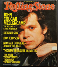 Load image into Gallery viewer, John Mellencamp - Rolling Stone February 1986