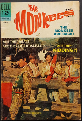 Monkees - The Monkees Are Back!