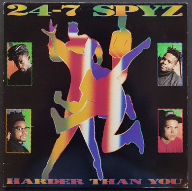 24-7 Spyz - Harder Than You