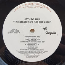 Load image into Gallery viewer, Jethro Tull - The Broadsword And The Beast