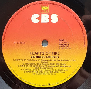 Bob Dylan - Hearts Of Fire Original Motion Picture Soundtrack