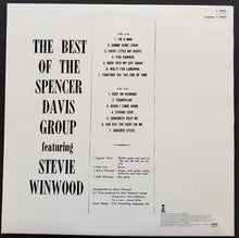 Load image into Gallery viewer, Spencer Davis Group - The Best Of The Spencer Davis Group Featuring