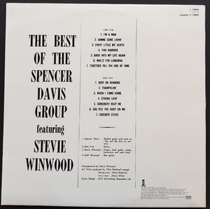 Spencer Davis Group - The Best Of The Spencer Davis Group Featuring