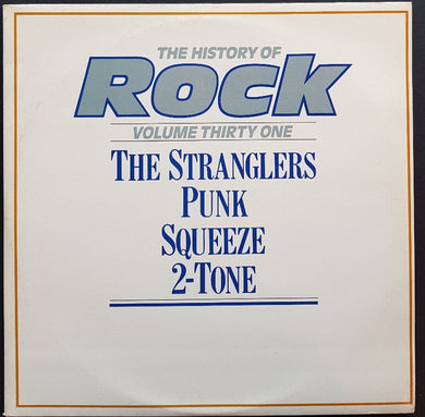 Stranglers - The History Of Rock (Volume Thirty One)