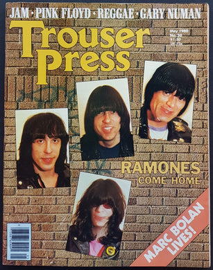 Ramones - Trouser Press May 1980