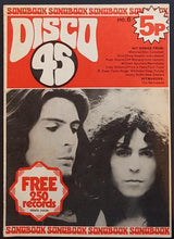 Load image into Gallery viewer, T.Rex - Disco 45 No.6 1971