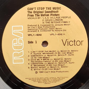 Can't Stop The Music - Original Soundtrack Album