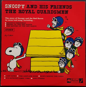 Royal Guardsmen - Snoopy And His Friends