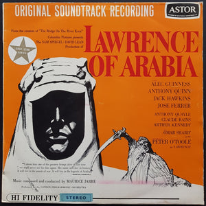 O.S.T. - Lawrence Of Arabia