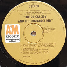 Load image into Gallery viewer, Burt Bacharach - Butch Cassidy And The Sundance Kid O.S.T