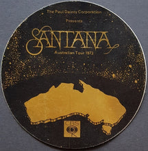 Load image into Gallery viewer, Santana - Australian Tour 1973