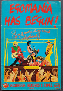 Skyhooks - Egomania Has Begun!