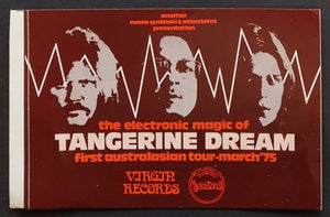 Tangerine Dream - The Electronic Magic Of