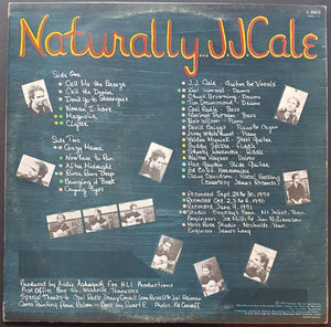 Cale, J.J. - Naturally