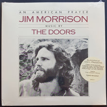 Load image into Gallery viewer, Doors - An American Prayer Jim Morrison Music By The Doors
