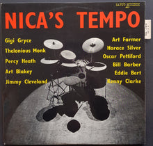 Load image into Gallery viewer, Orchestra & Quartet Of Gigi Gryce - Nica's Tempo