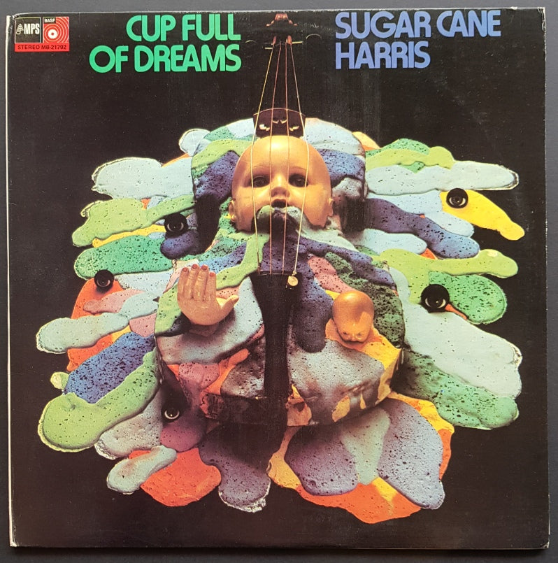 Sugar Cane Harris - Cup Full Of Dreams