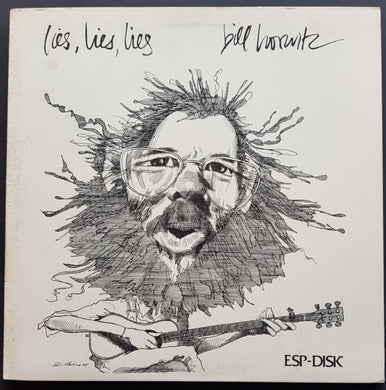 Bill Horwitz - Lies, Lies, Lies
