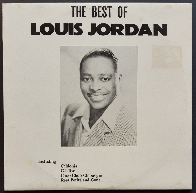 Jordan, Louis - The Best Of Louis Jordan