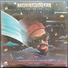 Load image into Gallery viewer, Rahsaan Roland Kirk - The Vibration Continues...