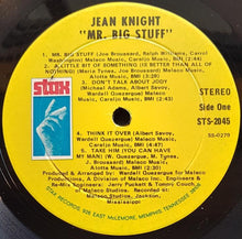 Load image into Gallery viewer, Knight, Jean - Mr. Big Stuff