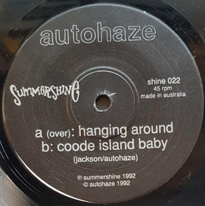 Autohaze - Hanging Around