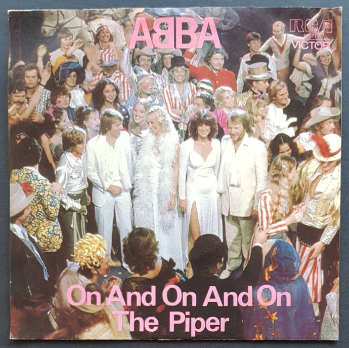 ABBA - On And On And On