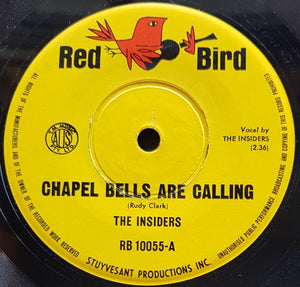 Insiders - Chapel Bells Are Calling