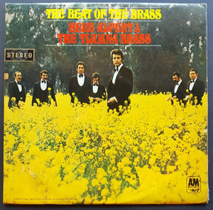Herb Alpert (& The Tijuana Brass) - The Beat Of The Brass