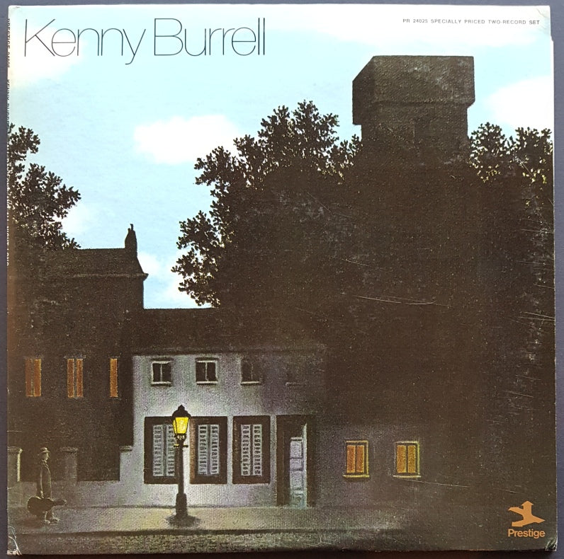 Burrell, Kenny - All Day Long & All Night Long