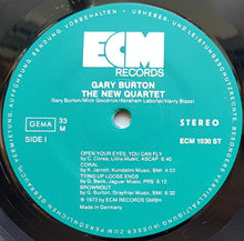 Load image into Gallery viewer, Burton, Gary - The New Quartet