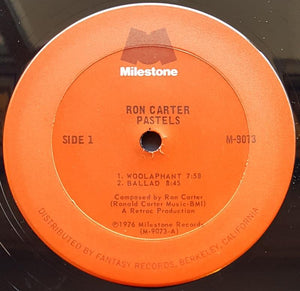 Carter, Ron - Pastels