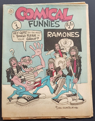 Ramones - Comical Funnies