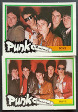Load image into Gallery viewer, Boys (Uk) - Punk The New Wave