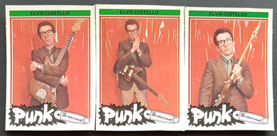 Elvis Costello - Punk The New Wave