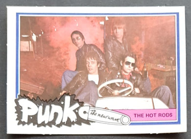 Eddie And The Hot Rods - Punk The New Wave
