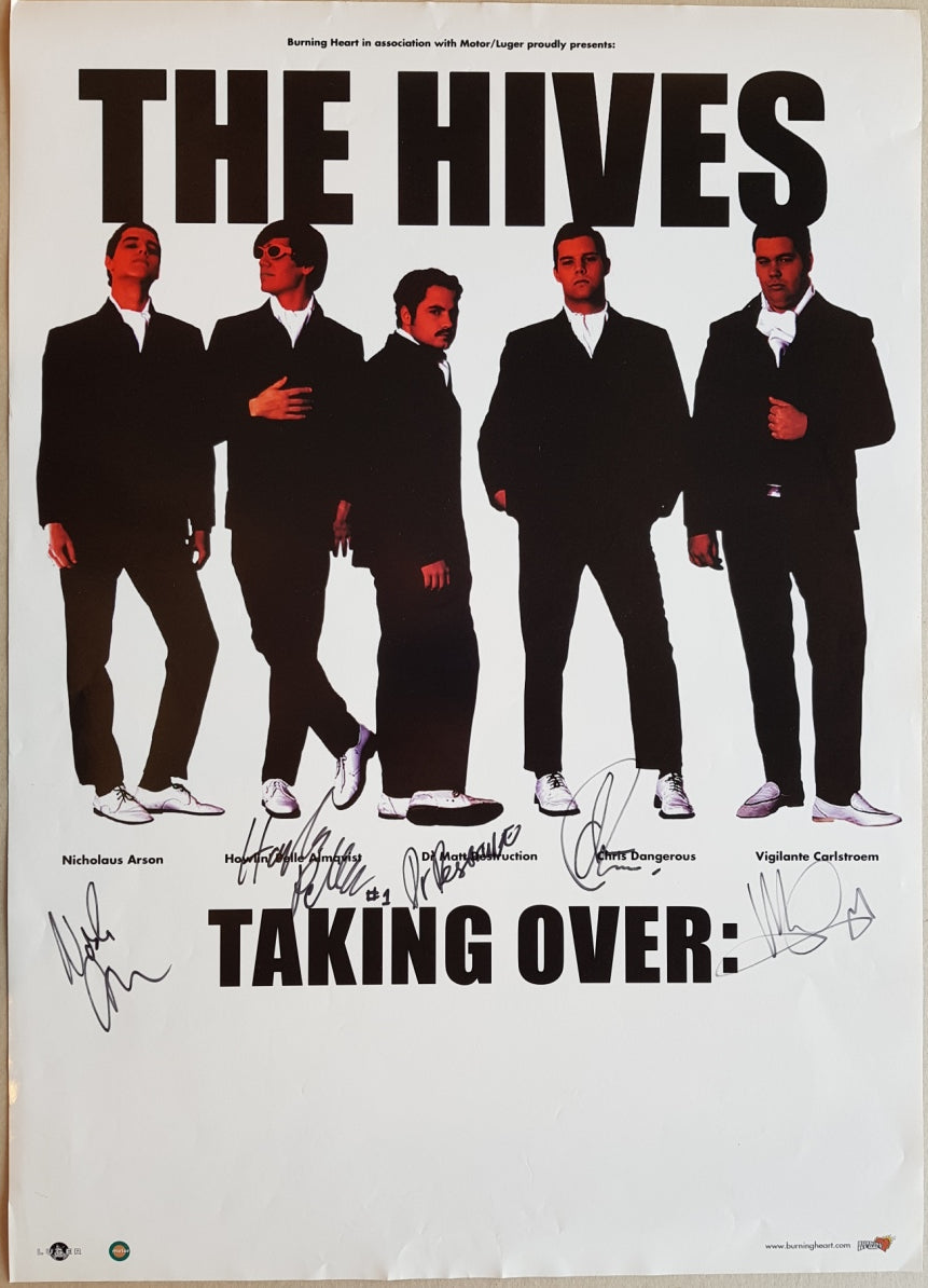 Hives - Taking Over: