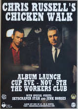 Load image into Gallery viewer, Chris Russell's Chicken Walk - Album Launch