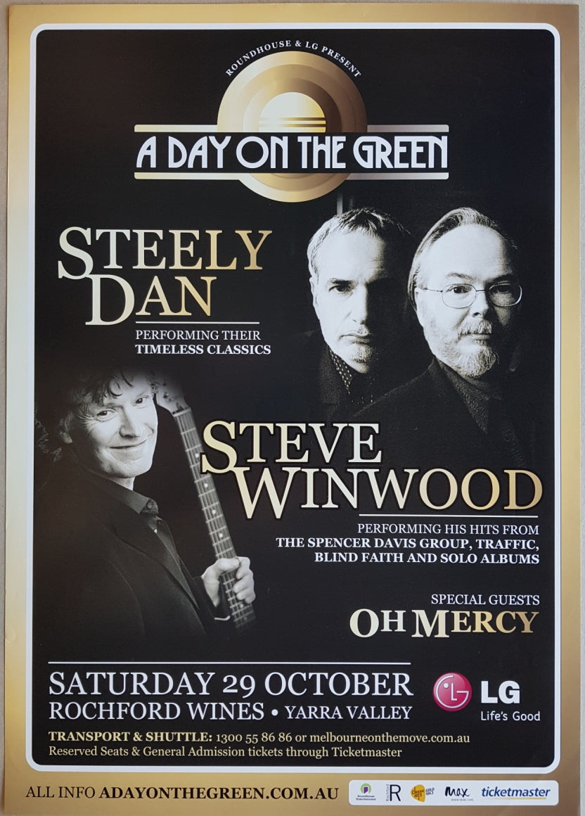 Steely Dan - A Day On The Green 2011