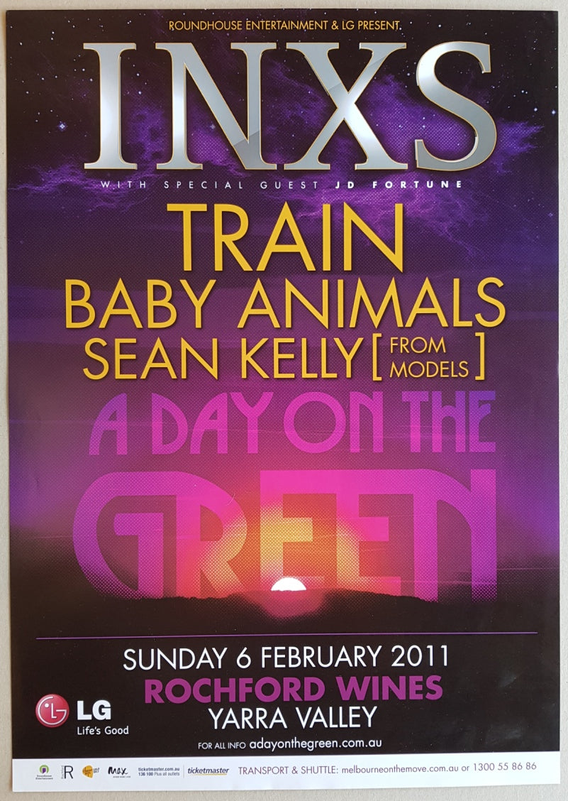 Inxs - A Day On The Green 2011
